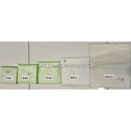 Plastic Sheet 塑料片 HM20x20 - 1kg/10pkt