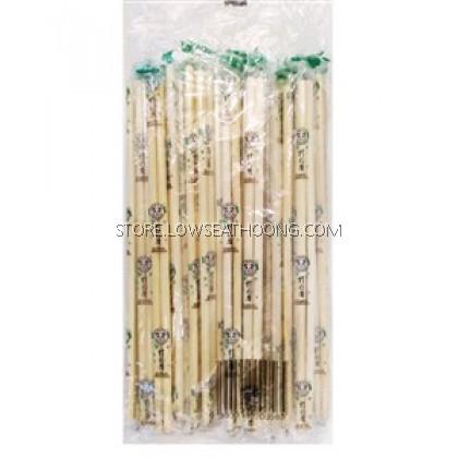 "Bamboo Chopstick 8"" 免洗竹筷 - 50pairs/60pkt/bundle"