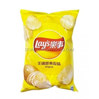 Original Potato Chip 原味洋芋片 LAY'S - 64g/pkt