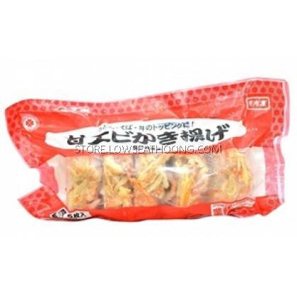 Frozen Shrimp Kakiage (Fried Vegetable) 虾炸什锦 - 400g/pkt