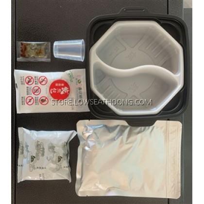 Instant Cooking Bak Kut Teh with Rice 自热肉骨茶 三美 - ±600g/box