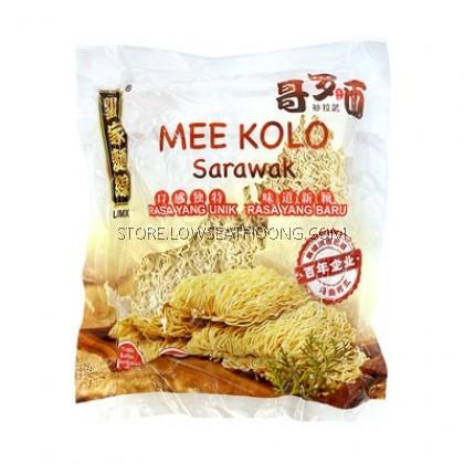 LJMX Sarawak Kolo Mee 哥罗面 - 400g/20pkt/ctn