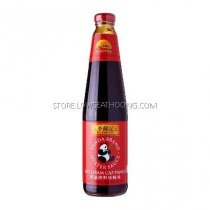 Sos Tiram 蚝油 LKK - 770g/12btl/ctn