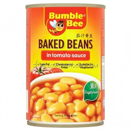 Tin Kacang Tomato 茄汁豆 BUMBLE BEE - 425g/24tin/ctn
