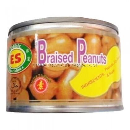 Tin Kacang Kecil (Braised Peanuts) 香焖花生(小罐) ES - 170g/48tin/ctn