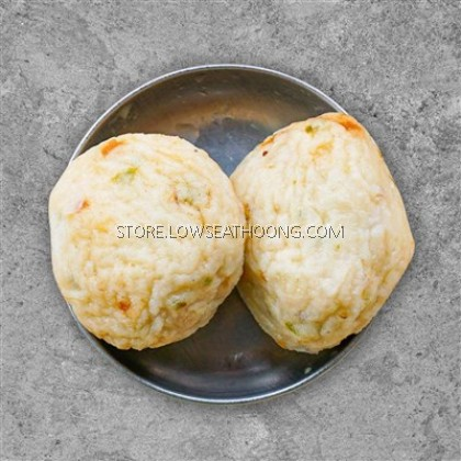 Steamed Spicy Fish Ball 辣鱼丸 - 6pcs/pkt