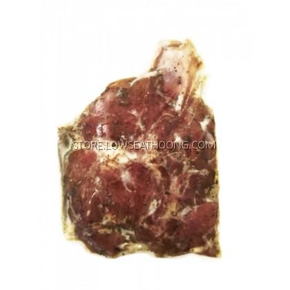 Marinated Black Pepper Chicken Chop 腌制黑胡椒酱鸡扒 (with Ready Sauce) - 200g-250g/pkt