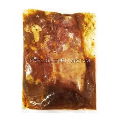 Marinated BBQ Chicken Chop 腌制烧烤酱鸡扒 (with Ready Sauce) - 200g-250g/pkt